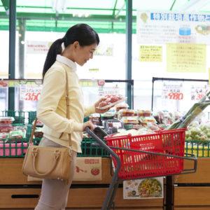買い物場所の使い分け調査2016
