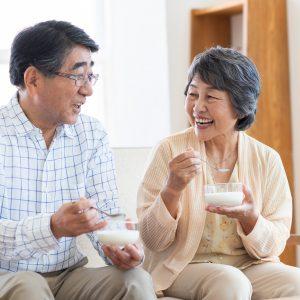 高齢者 普段の食事調査 2019年