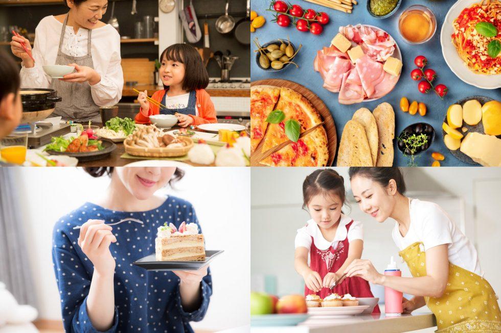 コロナ禍前後の食生活の変化