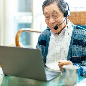 【無料オンラインセミナー】<br>withコロナ 高齢者の新しい暮らし方を傾聴し、ビジネスのヒントを得る
